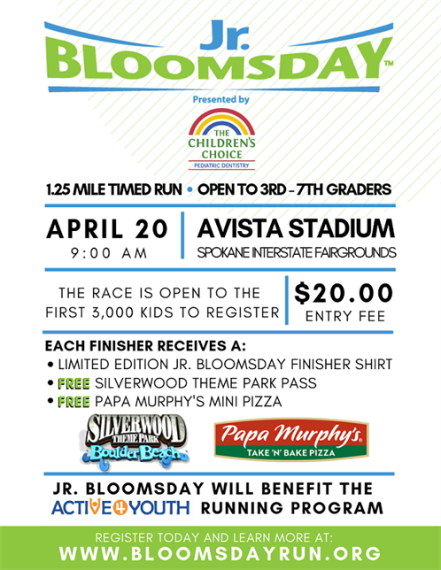 2019 Jr Bloomsday Flyer