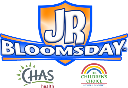 JR Bloomsday Logo